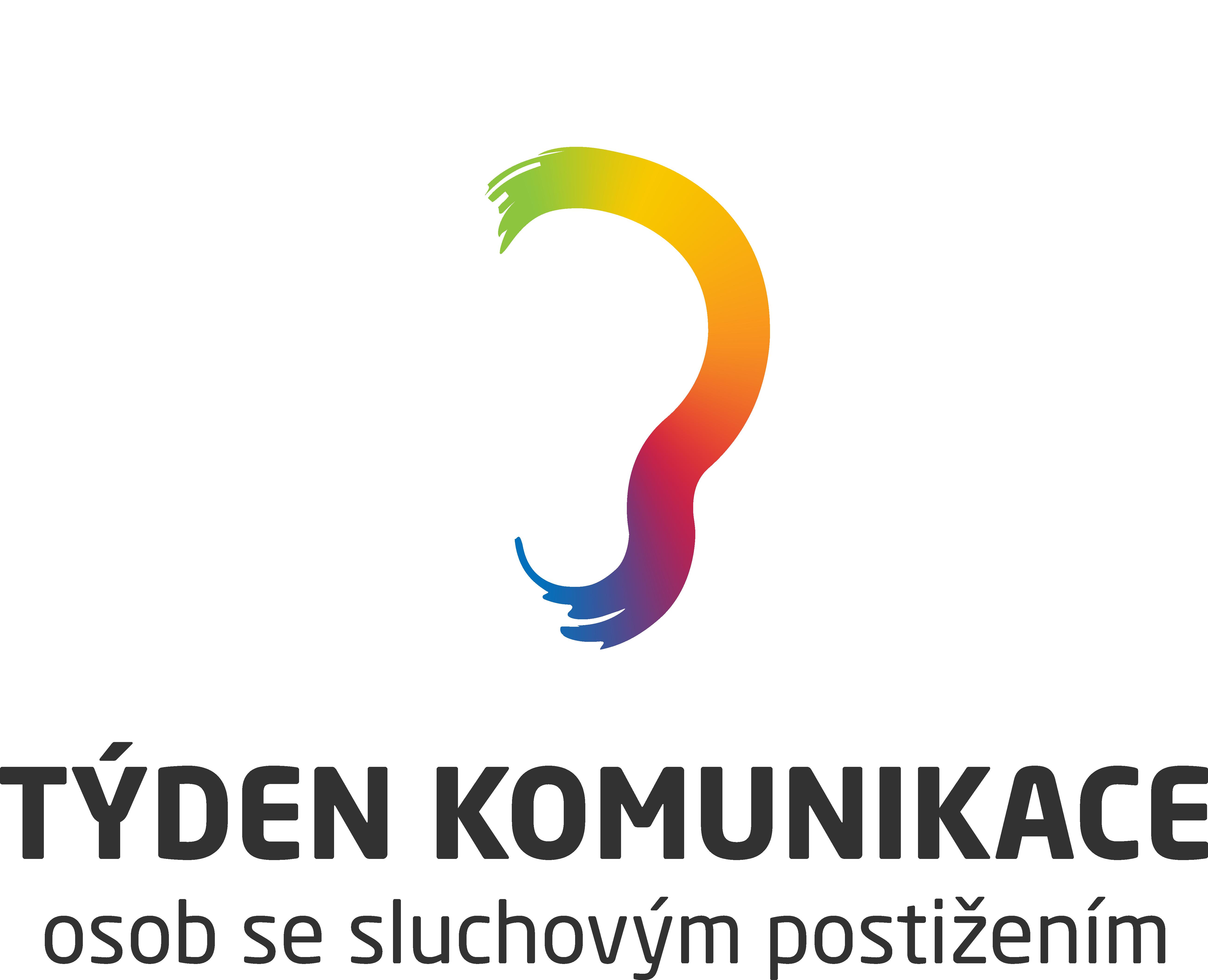 Týden komunikace logo